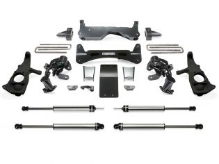 "6"" 2011-2019 Chevy Silverado 2500HD 4WD RTS Upgraded Performance Lift Kit by Fabtech"