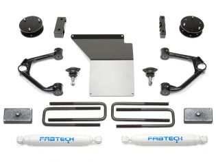 "4"" 2007-2013 Chevy Silverado 1500 4WD Budget Lift Kit by Fabtech"