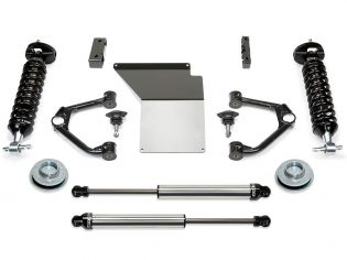 """4"""" 2007-2014 Chevy Suburban / Tahoe 1500 4WD Coilover Lift Kit by Fabtech"""