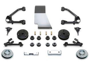 """4"""" 2015-2020 GMC Yukon XL 1500 4WD Budget Lift Kit by Fabtech"""