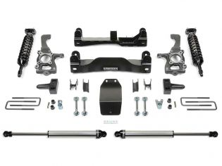 "4"" 2009-2013 Ford F150 4WD Performance Lift Kit w/ CoilOvers by Fabtech"