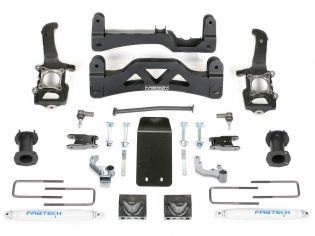 "6"" 2014 Ford F150 SuperCrew 4WD Basic Lift Kit by Fabtech"