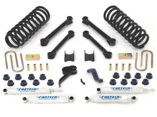 "4.5"" 2009-2013 Dodge Ram 2500 4WD (w/diesel engine) Lift Kit w/ Shocks by Fabtech"
