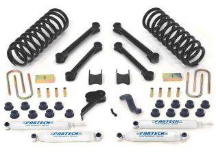 "4.5"" 2009-2013 Dodge Ram 3500 4WD (w/diesel engine) Lift Kit w/ Shocks by Fabtech"