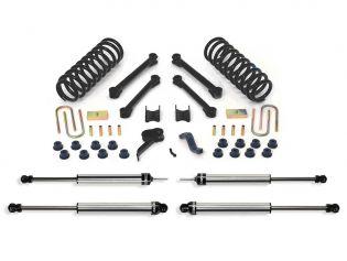 "4.5"" 2009-2013 Dodge Ram 2500 4WD (w/diesel engine) - Lift Kit w/ DirtLogics by Fabtech"