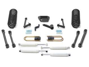 "6"" 2009-2013 Dodge Ram 2500 4WD (w/diesel engine) Lift Kit w/ Shocks by Fabtech"