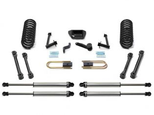 "6"" 2009-2013 Dodge Ram 2500 4WD (w/diesel engine) Lift Kit w/ Dirt Logics by Fabtech"