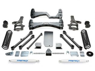 "6"" 2013-2018 Dodge Ram 1500 4WD Basic Lift Kit by Fabtech"