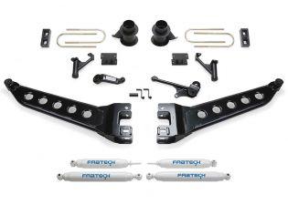 "5"" 2013-2018 Dodge Ram 3500 4WD Lift Kit w/ Shocks by Fabtech"