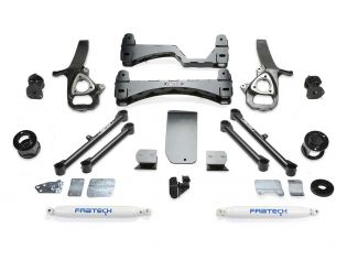 "6"" 2019-2021 Dodge Ram 1500 4WD Basic Lift Kit by Fabtech"