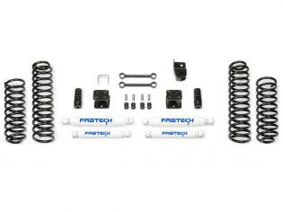 "3"" 2007-2018 Jeep Wrangler JK 4WD (4dr) Budget Lift Kit by Fabtech"