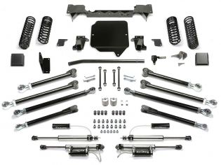 "3"" 2020 Jeep Gladiator 4WD Crawler Lift Kit w/ Dirt Logic RESI Shocks by Fabtech"