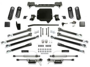 "5"" 2020-2021 Jeep Gladiator 4WD Crawler Lift Kit w/ Dirt Logic 2.25 RESI Shocks by Fabtech"