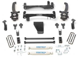 "6"" 2006-2015 Nissan Frontier 4WD Basic Lift Kit by Fabtech"