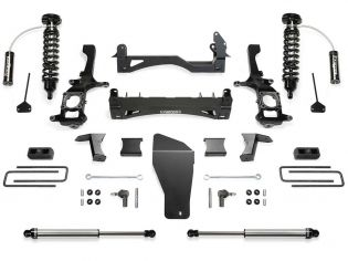 "6"" Lift Kit w/ Front Dirt Logic 2.5 Resi CoilOvers/Rear Dirt Logic 2.25 Shocks by Fabtech"