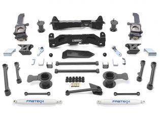 """6"""" 2010-2013 Toyota FJ 4WD Basic Lift Kit by Fabtech"""