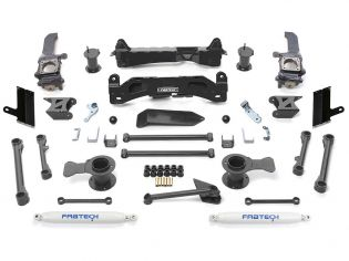 """6"""" 2015 Toyota 4Runner 4wd Lift Kit by Fabtech"""