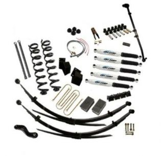"""7"""" 1966-1975 Ford Bronco 4WD Premium Lift Kit  by Jack-It"""