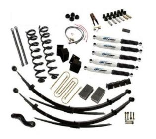"""7"""" 1976-1977 Ford Bronco 4WD Premium Lift Kit  by Jack-It"""