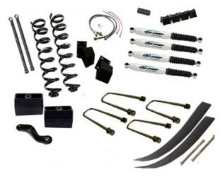 """7"""" 1976-1977 Ford Bronco 4WD Budget Lift Kit  by Jack-It"""