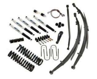 """4"""" 1978-1979 Ford Bronco 4WD Premium Lift Kit  by Jack-It"""