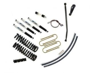 """4"""" 1978-1979 Ford Bronco 4WD Budget Lift Kit  by Jack-It"""