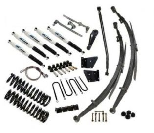 """6"""" 1978-1979 Ford Bronco 4WD Premium Lift Kit  by Jack-It"""
