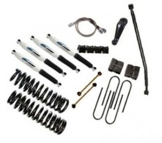 """6"""" 1978-1979 Ford Bronco 4WD Budget Lift Kit  by Jack-It"""