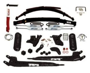 """6"""" 1981-1996 Ford Bronco 4WD Premium Lift Kit  by Jack-It"""