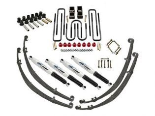 "2"" 1966-1977 Ford F250 High Boy 4WD Premium Lift Kit  by Jack-It"