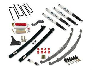 """3-4"""" 1986-1998 Ford F350 Solid Axle 4WD Deluxe Lift Kit  by Jack-It"""
