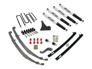 """3-4"""" 1986-1998 Ford F350 Solid Axle 4WD Budget Lift Kit  by Jack-It"""