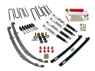 """4"""" 1980-1987 Ford F250/F350 4WD Deluxe Lift Kit  by Jack-It"""