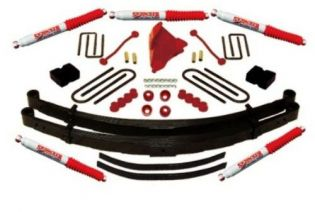 """6"""" 3/99-12/99 Ford F250/F350 4WD Deluxe Lift Kit  by Jack-It"""