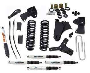 """4"""" 1982-1992 Ford Bronco II 4WD Deluxe Lift Kit by Jack-It"""