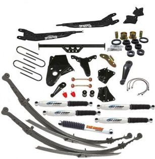 """4"""" 1982-1992 Ford Bronco II 4WD Premium Lift Kit by Jack-It"""