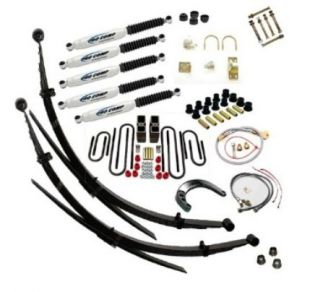 "6"" 1967-1987 Chevy Blazer 4WD Deluxe Lift Kit by Jack-It"