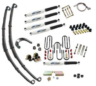 "6"" 1988-1991 Chevy Blazer 4WD Deluxe Lift Kit by Jack-It"