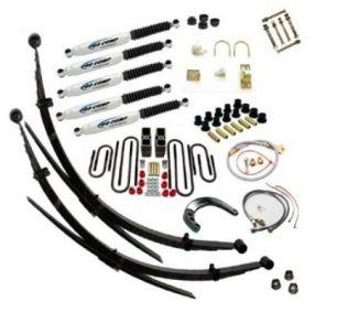 "8"" 1967-1972 Chevy Suburban 1/2 & 3/4 ton 4WD Deluxe Lift Kit by Jack-It"