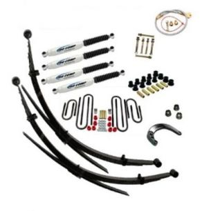 "8"" 1967-1972 Chevy Suburban 1/2 & 3/4 ton 4WD Budget Lift Kit by Jack-It"