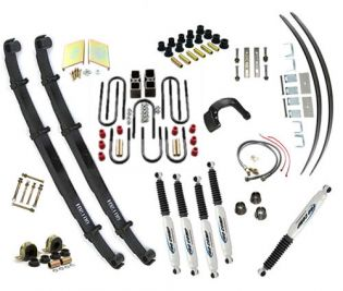 "8"" 1967-1987 GMC 1/2 ton Pickup 4WD Deluxe Lift Kit by Jack-It"