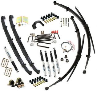 "8"" 1967-1987 GMC 1/2 ton Pickup 4WD Premium Lift Kit by Jack-It"