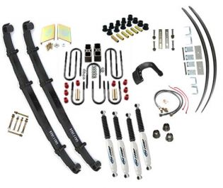 "8"" 1967-1987 GMC 1/2 ton Pickup 4WD Budget Lift Kit by Jack-It"