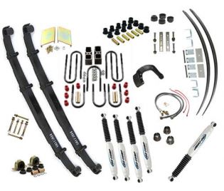"8"" 1988-1991 Chevy Blazer 4WD Deluxe Lift Kit by Jack-It"