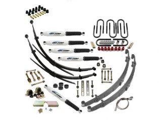 "6"" 1988-1991 GMC Suburban 1/2 ton 4WD Premium Lift Kit w/ 56"" Rr Springs by Jack-It"