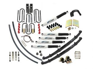 "8"" 1973-1987 Chevy Suburban 1/2 ton 4WD Deluxe Lift Kit by Jack-It"