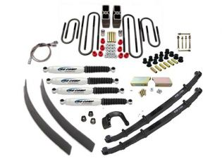 "8"" 1973-1987 Chevy 3/4 ton Pickup 4WD Budget Lift Kit by Jack-It"