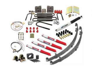 """6"""" 1977-1991 Chevy 1 ton Pickup 4WD Deluxe Lift Kit by Jack-It"""