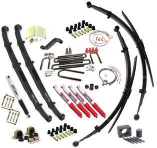 "8"" 1977-1991 GMC 1 ton 4WD Premium Lift Kit by Jack-It"