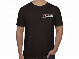 Men's T-Shirt - Black by Jack-It